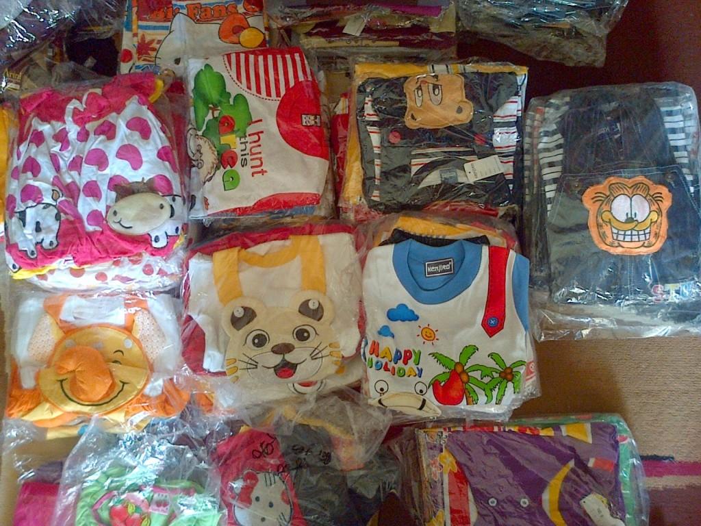 Importir Grosir Baju Anak Branded