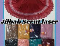 Konveksi Jilbab Serut Laser Dewasa Murah Surabaya