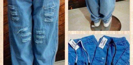 Distributor Celana Jogger Anak Murah 33ribuan