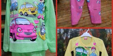 Supplier Baju Anak Set ABR panjang Murah Surabaya 27ribuan