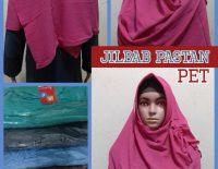 Konveksi Jilbab Pastan Pet Dewasa Murah Surabaya 27 ribuan