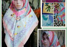 Produsen Jilbab Segiempat Maxmara Murah Surabaya 23ribuan