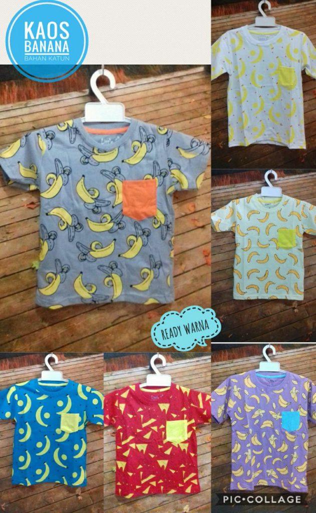 Distributor Kaos Anak Terbaru Murah Surabaya 22ribuan