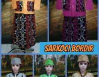Supplier Sarkoci Bordir Murah Surabaya 40ribuan