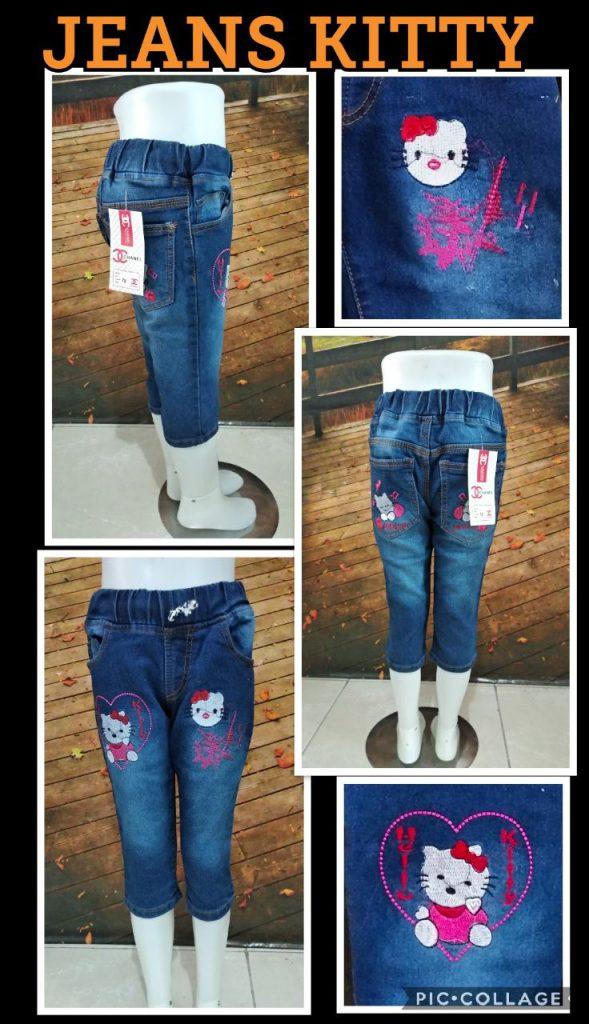 Distributor Celana Jeans Anak Murah 34ribuan