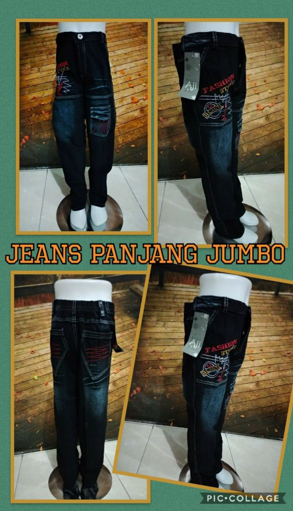 Supplier Jeans Panjang Jumbo Murah 29ribuan