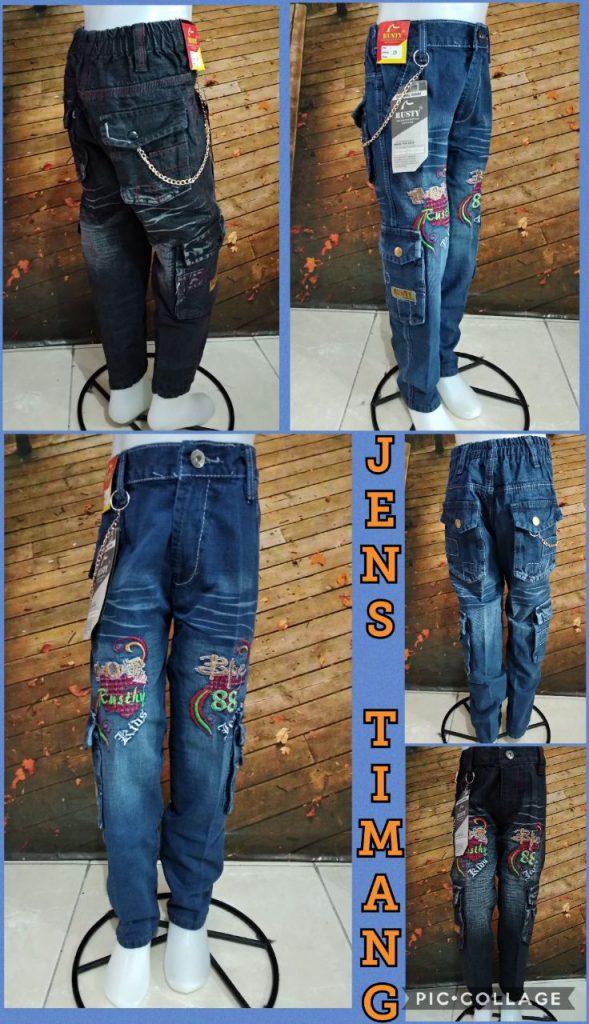 Grosir Celana Jeans Anak Murah 45ribuan