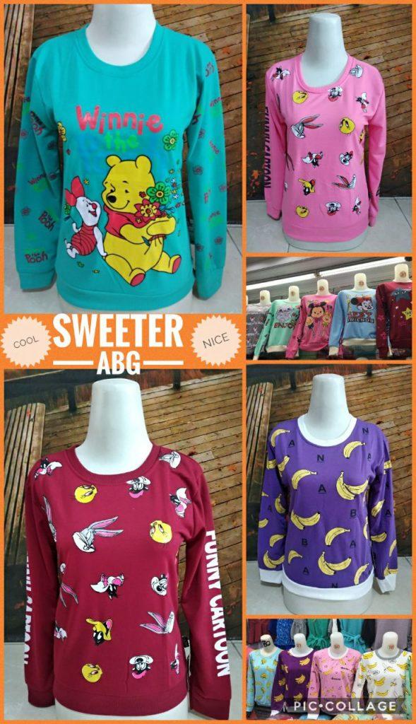 Distributor Sweater Dewasa Terbaru Murah 23Ribuan