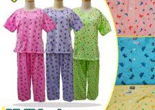 Grosir Baju Tidur Katun Celana Panjang Murah 33ribuan