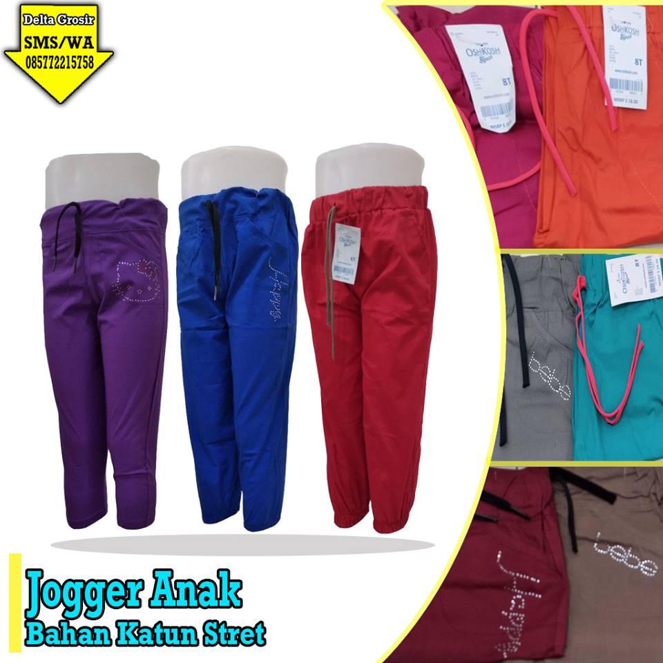 Distributor Celana Joger Anak Murah di Surabaya