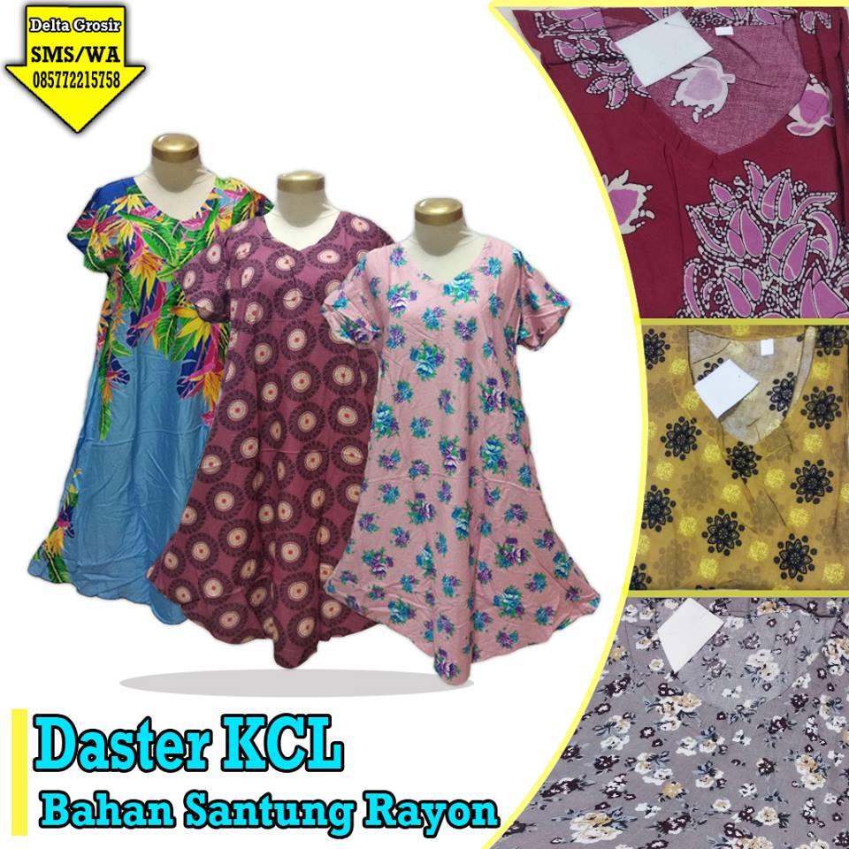 Pabrik Daster KCL Dewasa Murah