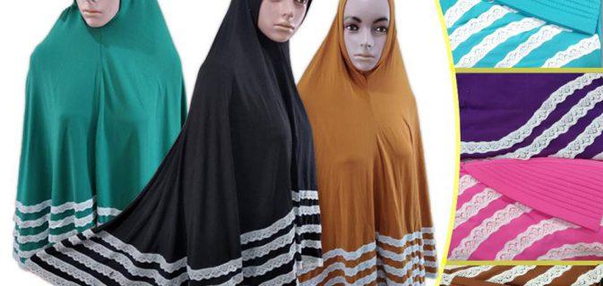 Obral Jilbab Dewasa Syar'i Murah di Surabaya