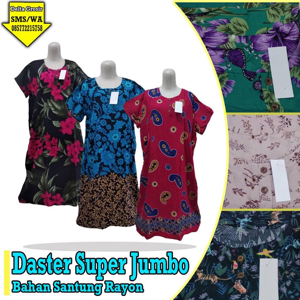 Distributor Daster Super Jumbo Murah