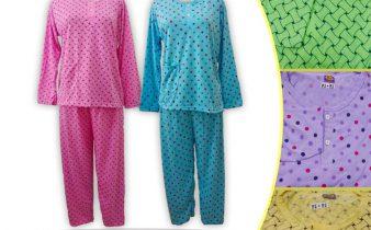 Grosir Baju Tidur Panjang Dewasa Murah di Surabaya