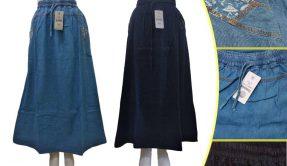 Konveksi Rok Jeans Dewasa Murah di Surabaya