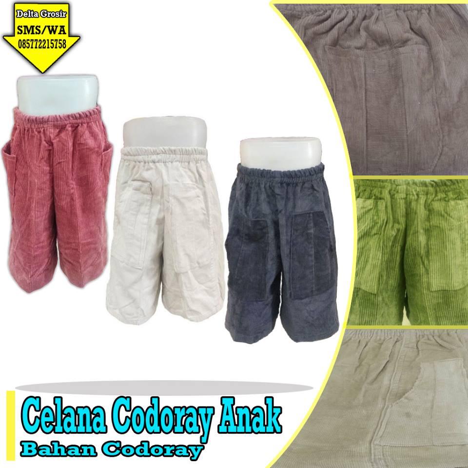 Pabrik Celana Codoray Anak Murah