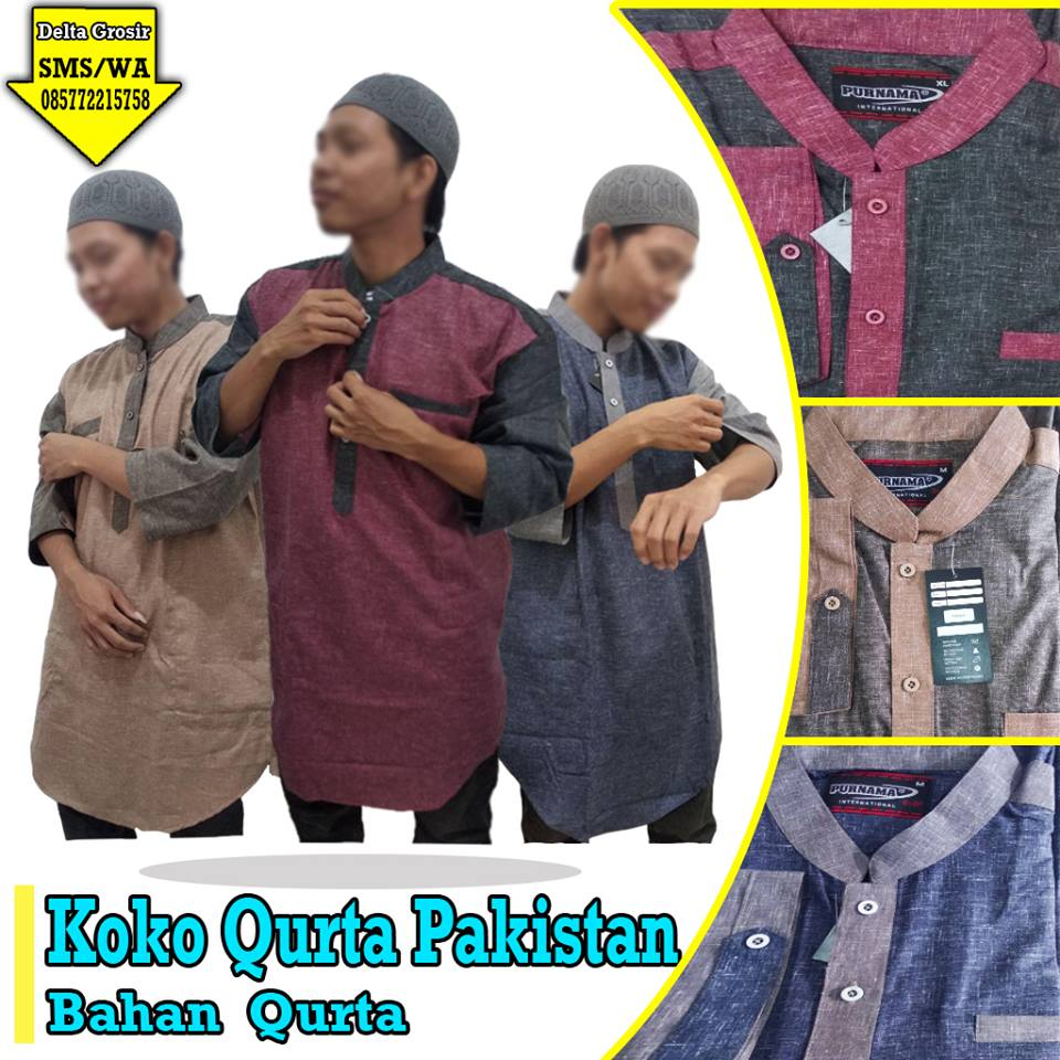 Supplier Koko Qurta Pakistan Dewasa Murah
