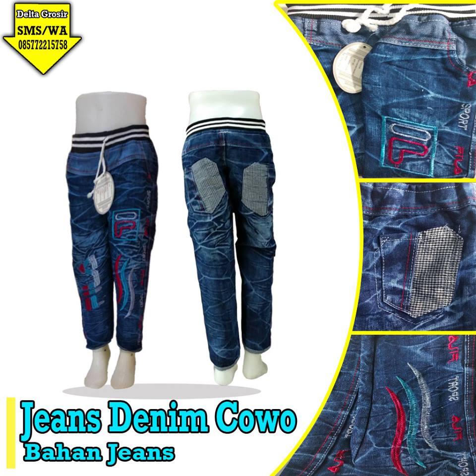 Grosir Celana Jeans Denim Anak Murah