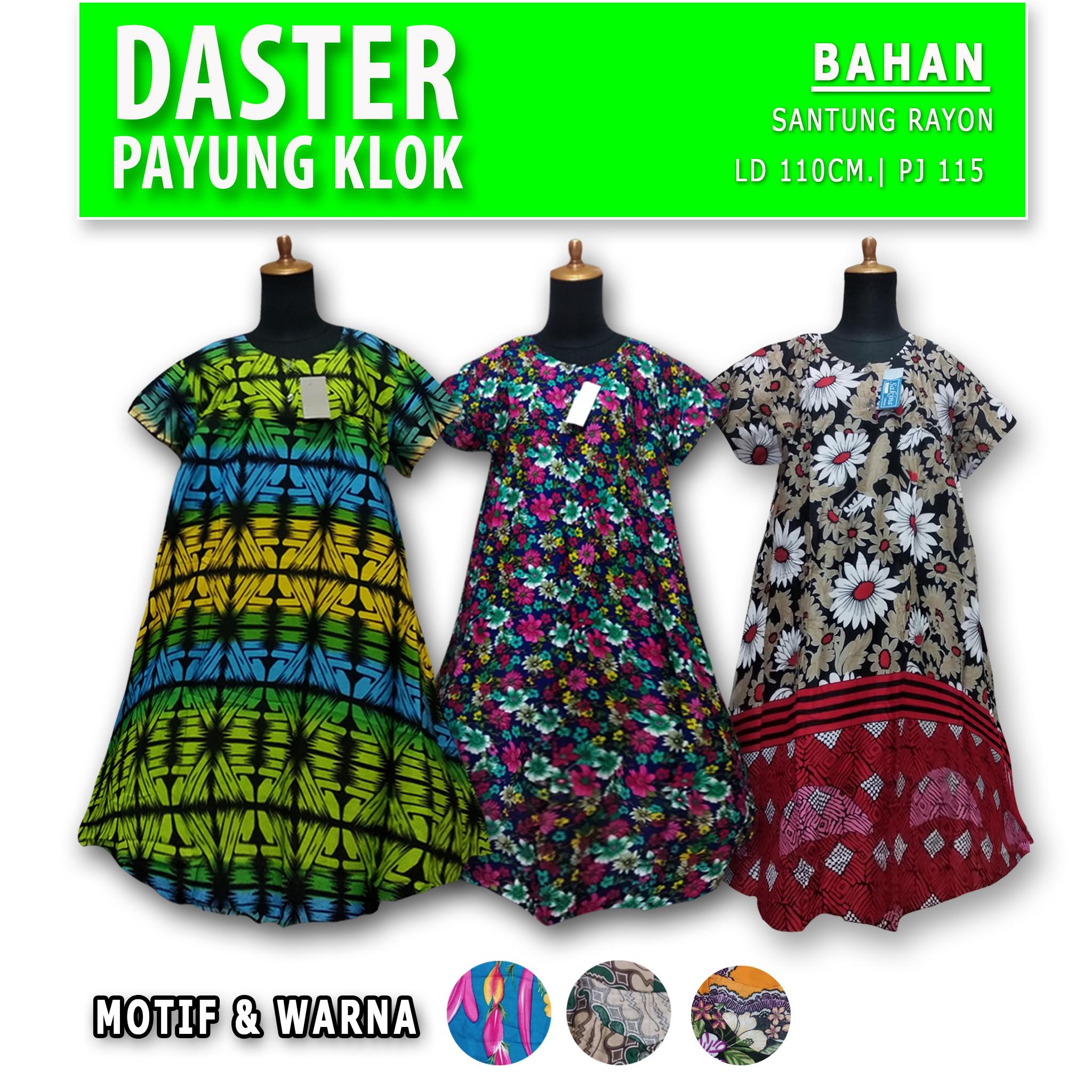 Distributor Daster Payung Klok Murah di Surabaya