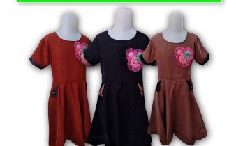 Pusat Grosir Dress Boneka Murah di Surabaya