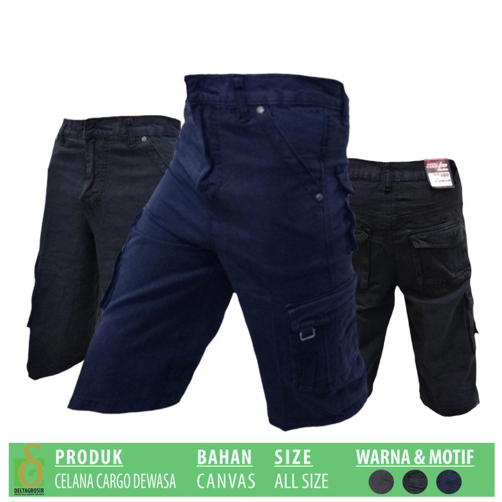 Distributor Celana Cargo Dewasa Murah