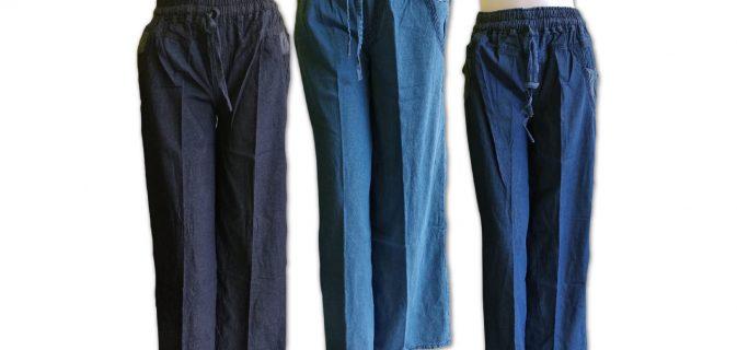 Pabrik Kulot Jeans Dewasa Murah di Surabaya