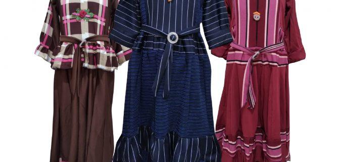 Produsen Dress Vallen Anak Murah di Surabaya