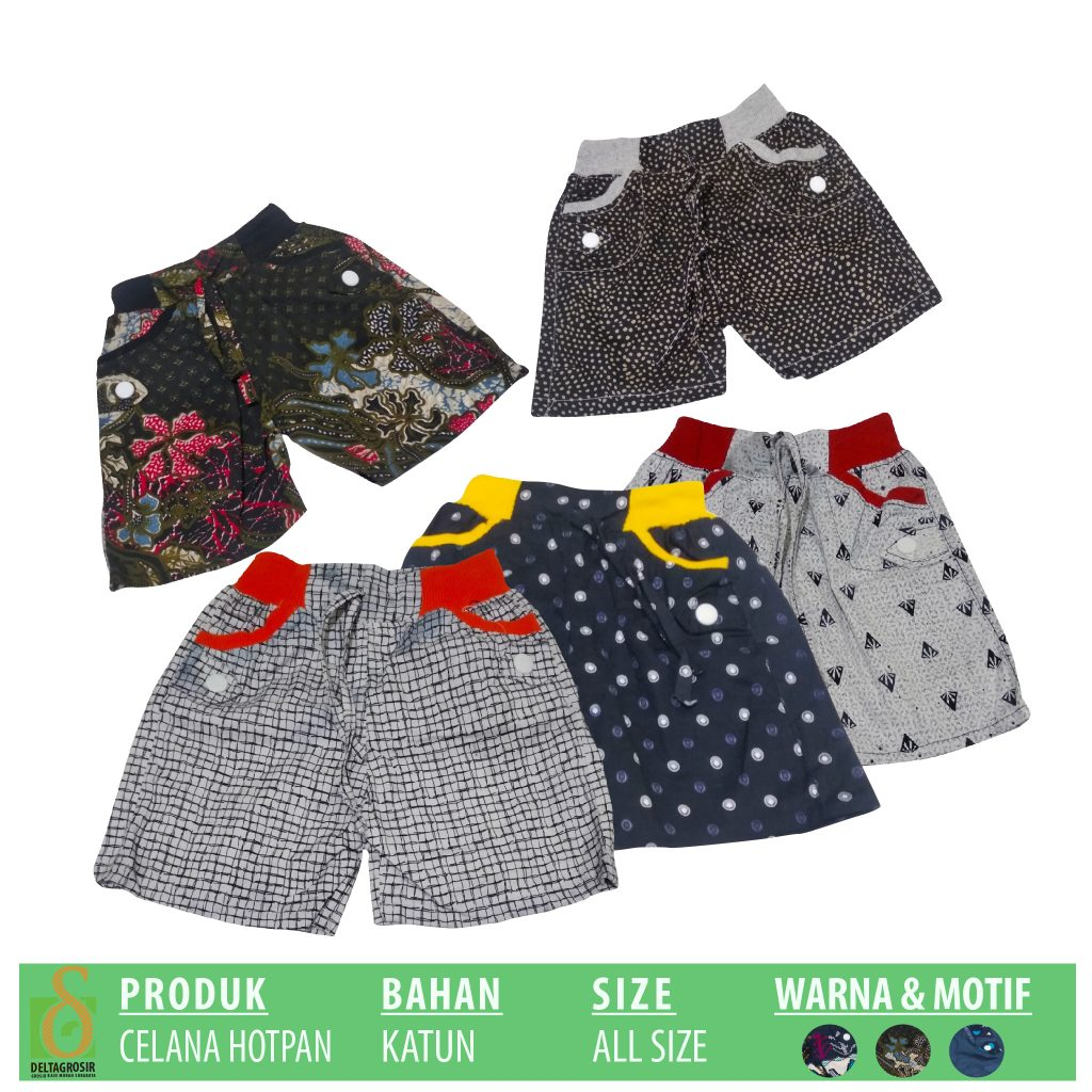 Supplier Celana Hotpan Anak Murah