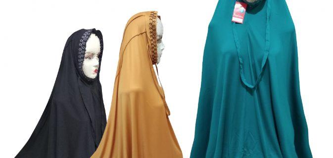 Pabrik Kerudung Desta XL Dewasa Murah di Surabaya