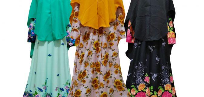 Produsen Gamis Misby Dewasa Murah di Surabaya
