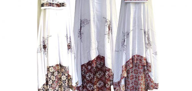 Pabrik Mukena Lukis Batik Dewasa Murah di Surabaya