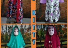 Distributor Gamis Anak Terbaru Murah 76Ribuan