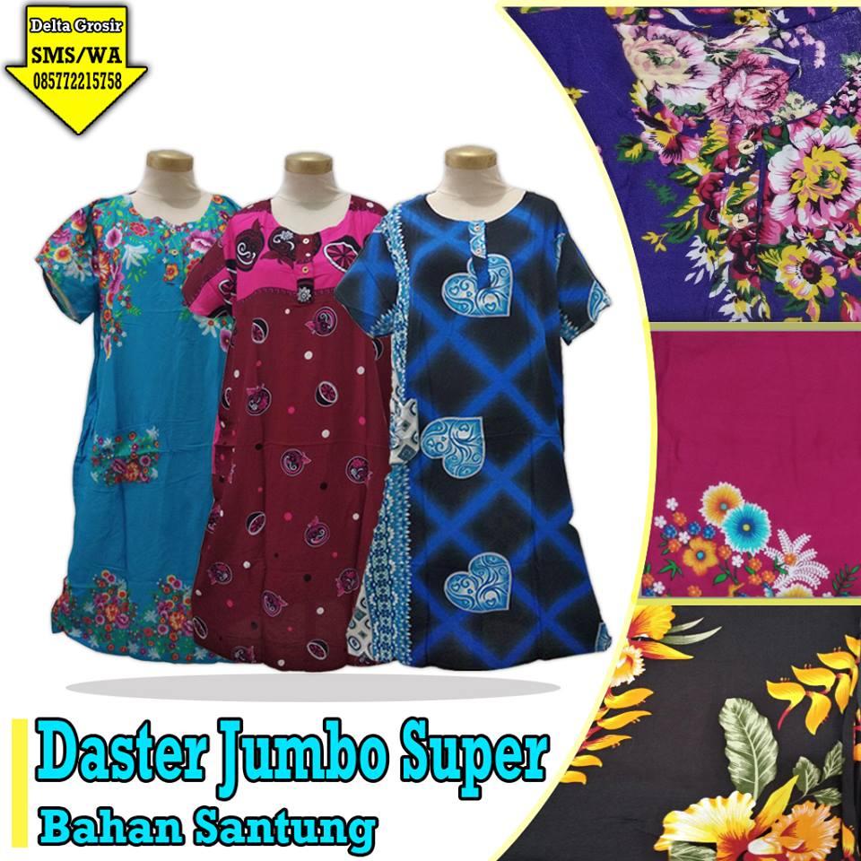 Supplier Daster Jumbo Super Murah