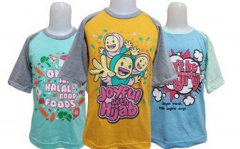 Distributor Kaos Anak Muslim Murah di Surabaya
